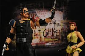review and photos of watchmen comedian silk spectre dr watchmen comedian silk spectre action figures by dc direct