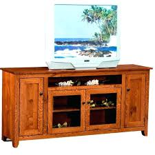 Mission Style Corner Tv Stand Stands Country Real Wood Fashion Ash ...