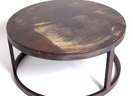 Top Round Glass Top Coffee Table With Metal Base Starrkingschool Regarding Round  Metal Coffee Table Remodel