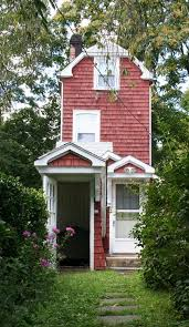 3 story tiny house. The Skinny House Tiny Red Cottage And 3 Quotes On Simplifying | Pins Story