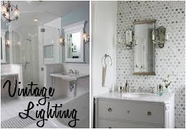 vintage bathroom lighting ideas bathroom. plain ideas fantastic vintage bathroom lighting ideas to update  your space home decorating blog inside t