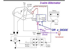 3 wire alternator diagram wiring diagram 3 wire alternator regulator diagram seaboard marine3 wire alternator regulator diagram