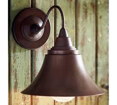 pottery barn outdoor lighting. barnard indooroutdoor sconce pottery barn outdoor lighting