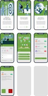Nextgen Web Design Modern Professional App Design For Nextgen Consultants By