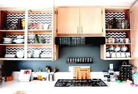 Gallery of 2017 Contact Paper For Kitchen Cabinets