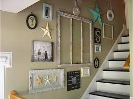 stairway wall decorating ideas decorating staircase wall staircase wall decorating ideas beach style staircase other creative stairway wall decorating