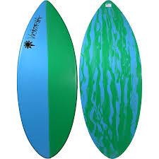 Victoria Skimboards Poly E Glass Green Blue Large Skimboard