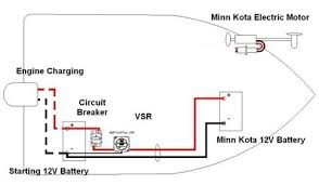 on board battery charging system for 2nd 12v battery suits minn charging 24 volt battery system at 24 Volt Onboard Charger Wiring Diagram