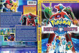 Pokemon Movie 7 Destiny Deoxys (Page 1) - Line.17QQ.com