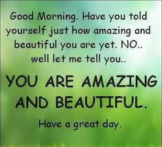 Quotes About Good Morning Beautiful