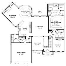 Two story bedroom    bath traditional style house    House Plan Details Need Help  Call us      PLAN