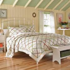 laura ashley ruffled garden quilt bedding and bedding