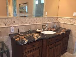 luxury countertops vanity magma
