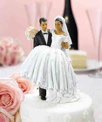 african american wedding cake topper. african american groom holding bride wedding cake topper figurine ,