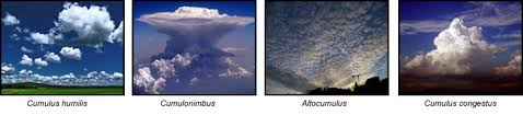 3 types of clouds. cumulus-clouds-2 3 types of clouds