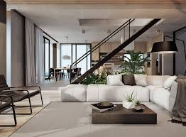 Minimalist House Interior Characteristics Beautiful Homes Design - How to unique house interior design
