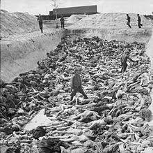 Resultado de imagen de campo de concentracion nazi