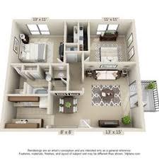 Photo Of Pear Tree Village Apartments   Saint Louis, MO, United States. 2. 2  Bedroom ...