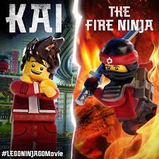 Kai brings the heat in #LEGONINJAGOMovie! #LEGO #NINJAGO #LEGONINJAGO  #TheLEGOMovie #BeNinja #WarnerBros #EverythingIsAwes…   Lego ninjago movie,  Lego ninjago, Lego