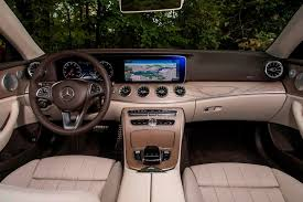 Interior accommodations are plush, with comfortable and supportive seats. 2020 Mercedes Benz E Class Convertible Interior Photos Carbuzz