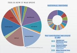 Your Own Personal Tax Dollars Pie Chart Online