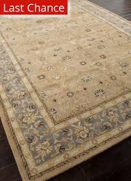 rugstudio sample 82263r tan blue area rug