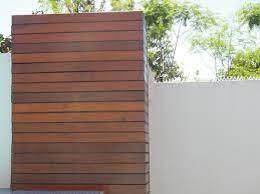 Sua cor e textura deixam as fachadas menos 'frias' al. Fachada Em Madeira Deck Com Letras Caixa Em Piracicaba Pira Sign Comunicacao Visual Boca Santa Ofertas