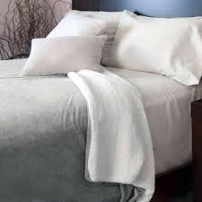 queen sherpa blanket. Wonderful Blanket Lavish Home Grey FleeceSherpa Polyester FullQueen Blanket Inside Queen Sherpa L