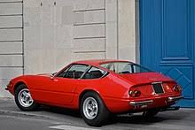 It was first introduced to the public at the paris auto salon in 1968 and replaced the 275 gtb/4 but, although it was also a pininfarina design. Ferrari Daytona Wikipedia