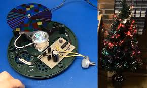 Hacking a Christmas Tree to Blink Slower