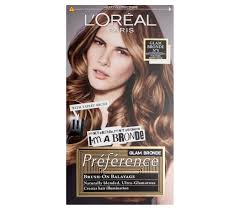 Light Almond Brown Hair