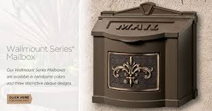 Mailboxes and Address Plaques Gaines Manufacturing