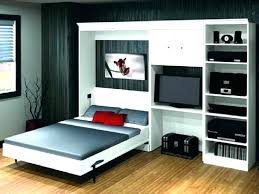diy wall bed with desk. Murphy Bed Desk Combo Plans Office No Diy Wall With