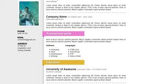 Create A Resume Online For Free And Print Resume Template