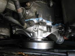 ford f water pump replacement ford trucks install water pump