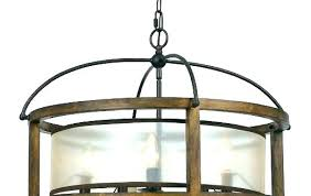 full size of wood metal globe chandelier and picturesque cal lighting mission 5 light pendant of