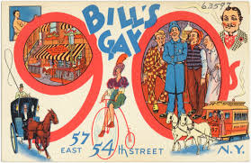 Billy's gay 90s 54th st