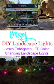 Jasco Lighting Lighting Up Our Summer Nights With Jasco Landscape Lights