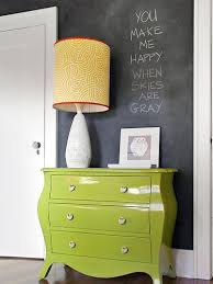 green painted furniture. House Beautiful - Lacquer Paint And New Knobs Green Painted Furniture