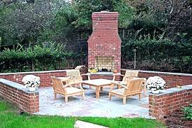 brick outdoor fireplace outdoor fireplace designs stone hearth outdoor fireplaces the beautiful outdoor brick fireplace ideas