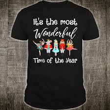 Nutcracker Ballet T Shirt Designs The Nutcracker Ballet Christmas Dance Shirt
