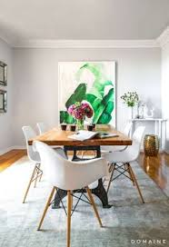 exclusive tour margo me s chic hollywood home dining room