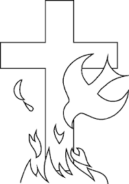 Small Picture Holy Spirit coloring page Free Printable Coloring Pages