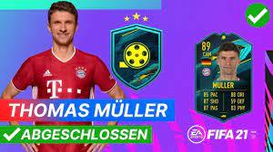 PLAYER MOMENTS: THOMAS MÜLLER 90 🎬 Günstige SBC Lösung ohne Loyalität | FIFA  21 Ultimate Team - YouTube