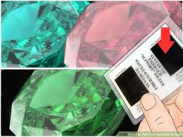 Chelsea Filter Color Chart How To Tell If An Emerald Is Real With Pictures Wikihow
