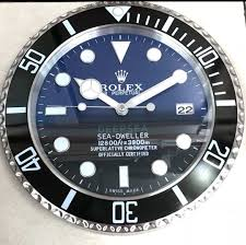 Dindings Design Sdn Bhd Rolex Jam Dinding Luxury Watches On Carousell