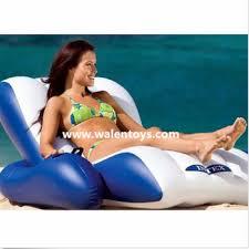 inflatable pool furniture. intex pool chair lounge lounger recliner float inflatable furniture e
