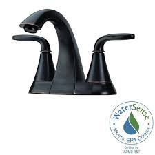 bathroom faucet knobs. Centerset 2-Handle Bathroom Faucet In Tuscan Bronze Knobs N