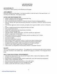 Resume Sample For Warehouse Worker Resume Template Warehouse Awesome Stocker Resume Sample Fresh Turbo 12