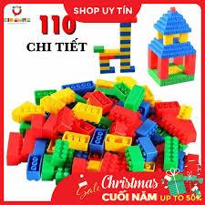 Báo giá Đồ Chơi Trẻ Em Túi 110 Xếp Hình Lego Nhựa Nguyên Sinh An Toàn Nhiều  Màu Sắc Giúp Trẻ Từ 3 Tuổi Trở Lên Phát Triển Trí Tưởng Tượng Và